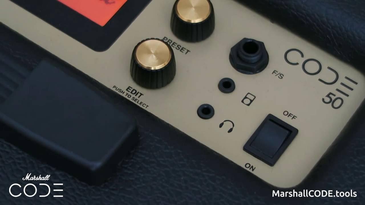 marshall amplifiers website