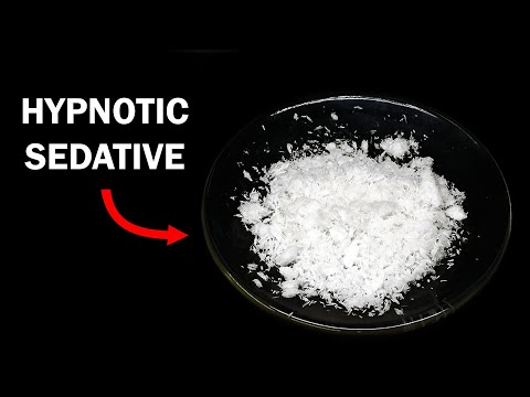 Making an Old Hypnotic Sedative and Preservative