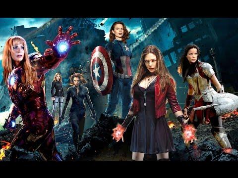 Avengers female villains