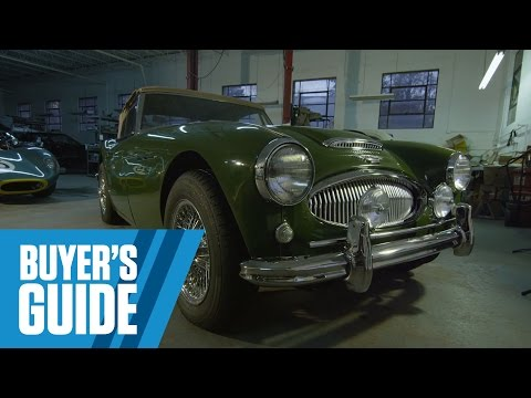 Austin-Healey 3000 MkIII Feat. Wayne Carini From Chasing Classic Cars In 4K | Buyer's Guide
