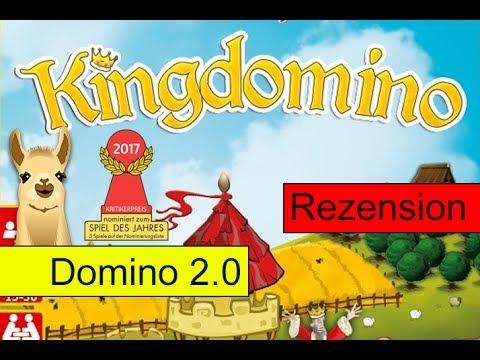 Kingdomino Spielanleitung