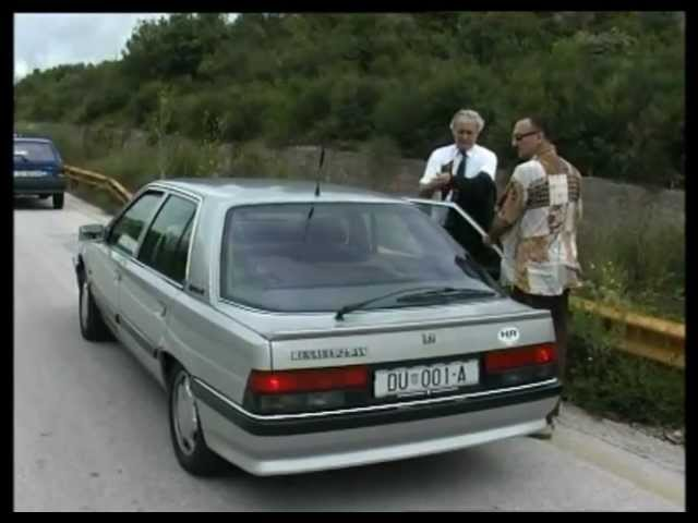 Dubrovnik - Debeli brijeg 1995.