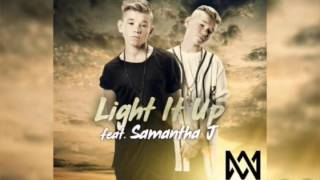 Marcus & Martinus - Light it up feat. Samantha J (Teaser)