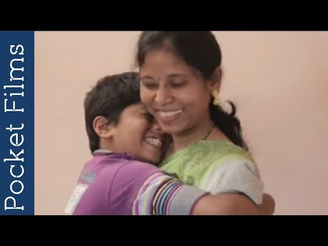 Son Spoils Relationship With His Mother Because Of A Phone - Marathi Film - Ek Chukalela Nirnay