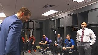 Luka Doncic Gets Roasted By Dirk Nowitzki