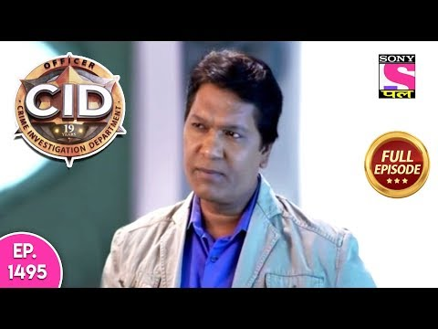 CID - Full Episode 1495 - 23rd May, 2019