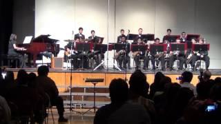 Recuerdos Del Corazon - 2013 West High School Jazz Band