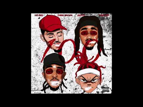 Kid Red ft. Chris Brown & Migos (Quavo & TakeOff) - 100