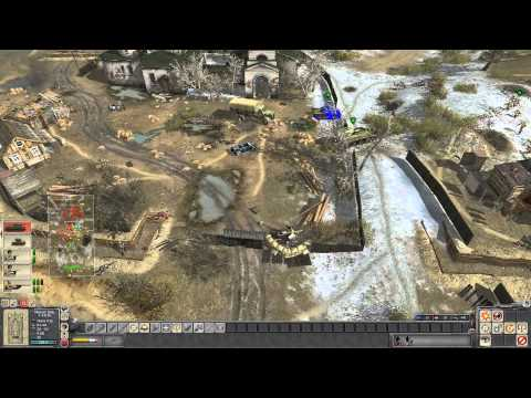 Men of War Single Player Campaign Commentary 21: Breaking Fences |