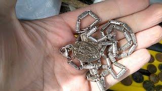 Подводный поиск #2: Окупил металлоискатель!(Всем привет! Поиск золота, серебра и монет под водой. Самодельный детектор