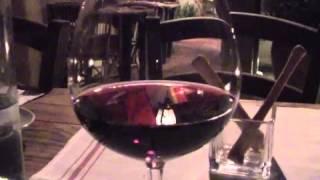 Wine tasting,Casnova restaurant Carmel Calif.