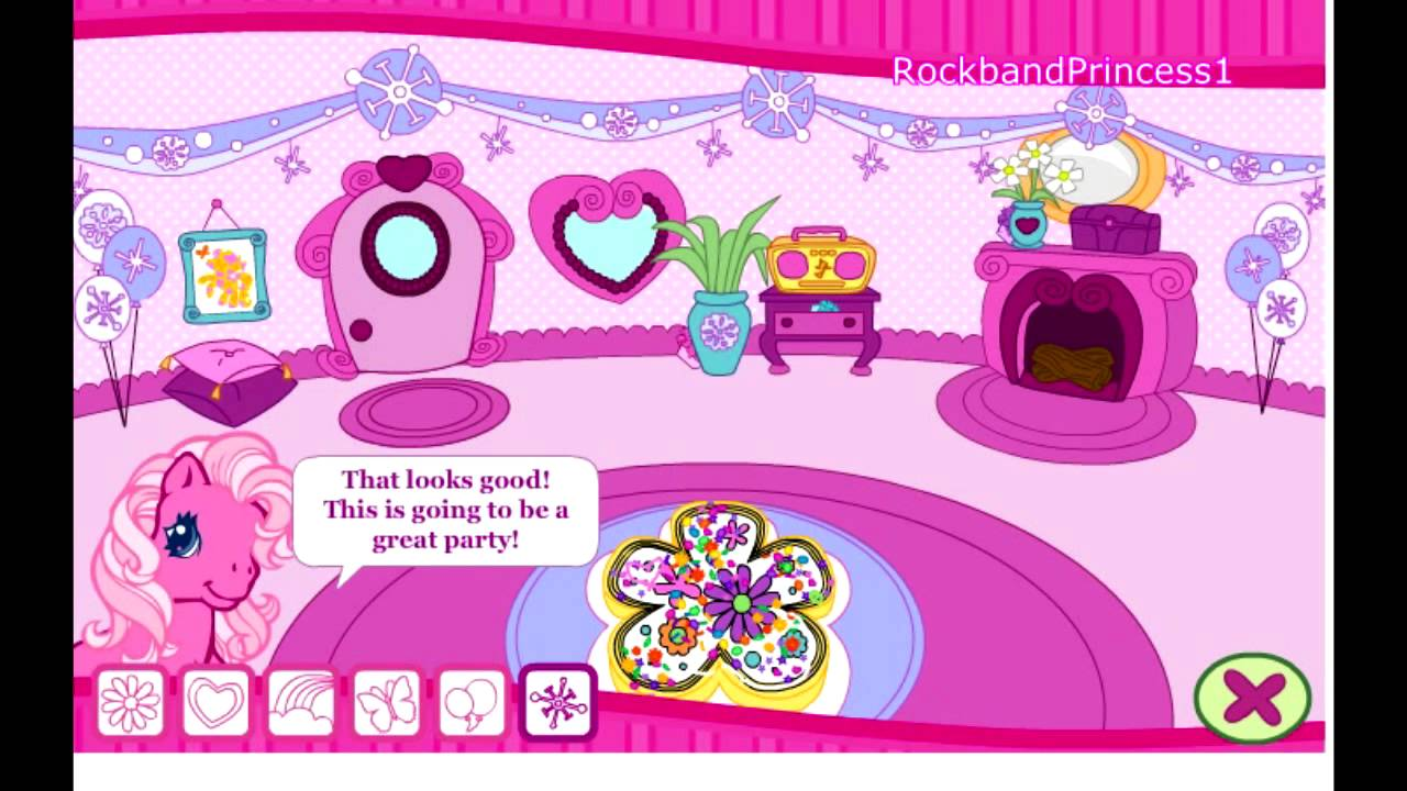 My Little Pony Ponyville My Little Pony Games - YouTube