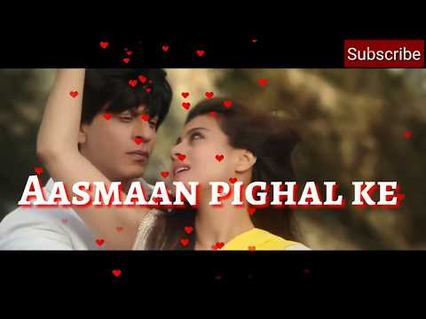 GERUA LYRICS – Dilwale | Arijit Singh | Shahrukh Khan,Kajol, latest Whatsapp status video song 2017
