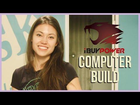 Twitch hosts Zac Eubank and Stef Woodburn build the Twitch Streaming machine provided by our sponsor iBuyPower www.ibuypower.com Watch us on ...