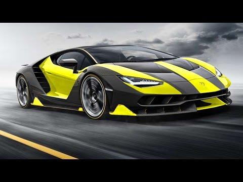 Cars Lamborghini Centenario New Concept Car 2016