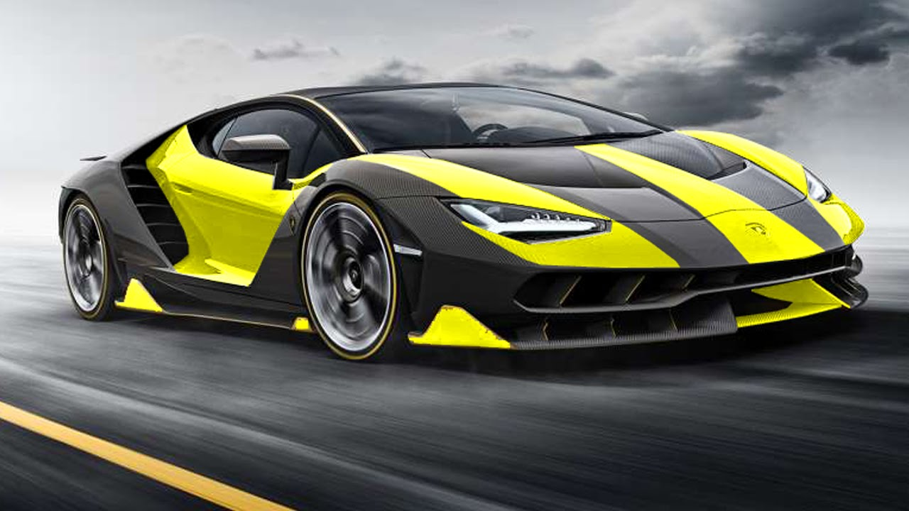 CARS Lamborghini Centenario New Concept car 2016 compilation - Ultra ...