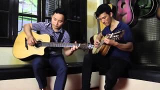 Ngẫu hứng liên khúc nhạc miền Tây - Văn Anh & Văn Sáng