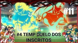 ☠ Inazuma GO Strikers 2013 ☠ 4º TEMPORADA - 11 JOGO