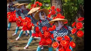 """童謡 ♪村まつり A Japanese children's song """"Village Festival"""" or """"Mura Matsuri"""""""