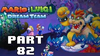 Mario & Luigi: Dream Team - Part 82: Popple Wants To Steal Something? Who Knew?