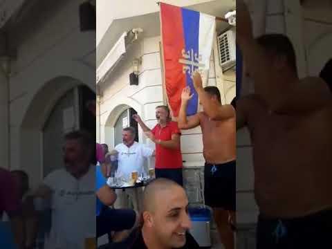 Download SLAVLJE U CRNOJ GORI! Herceg Novi slavi Milov pad!