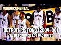 Gambar cover Detroit Pistons 2004-08 -