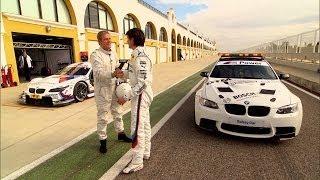 BMW DTM-Challenge mit Bruno Spengler - GRIP - Folge 257 - RTL2