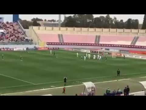 Floriana Vs Valletta 1 -1 - Enzo Ruiz Goal