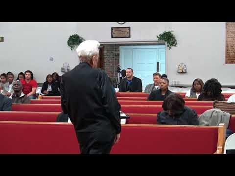12-19-17 am 2 Bangs Texas Brother David Terrell Bangs Texas Year end revival