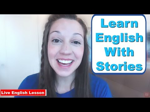 Learn English with Stories [Advanced Vocabulary, Grammar, Pronunciation Practice]