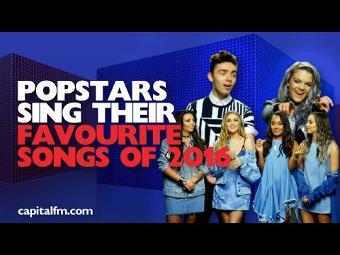 Popstars Sing Their Favourite Songs 2016