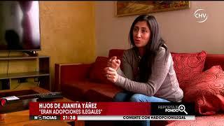 Investigan a centro sueco por adopciones ilegales en dictadura - CHV NOTICIAS