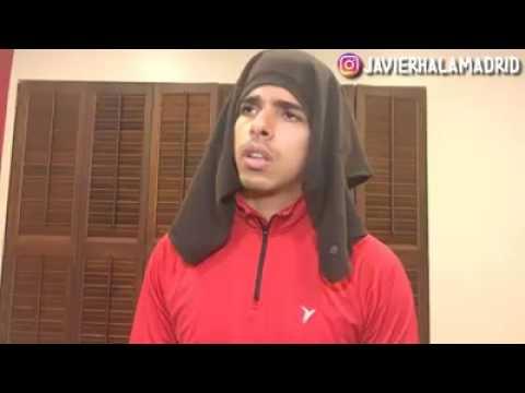 CUANDO LA BRUTA DEL SALON INTERVIENE |  Javier Romero