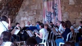 תזמורת מצלול בהופעה בפסטיבל יחיעם ספטמבר 2013