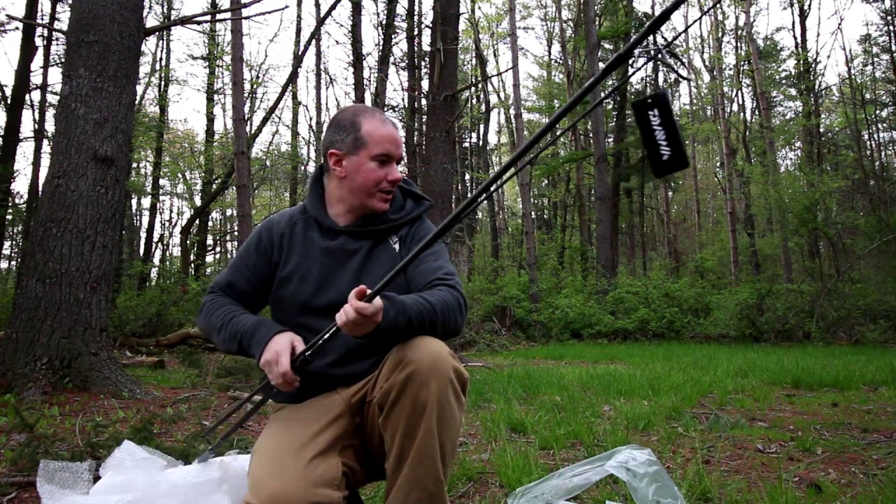 Daiwa Emblem Pro Carp Fishing Rod Unboxing from Big Carp Tackle