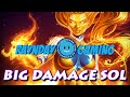 BIG SOL DOING WORK! Sol Gameplay and Damage Build (SMITE) Season 3!