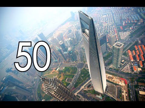 Top 50 Highest Buildings In The World (2016)