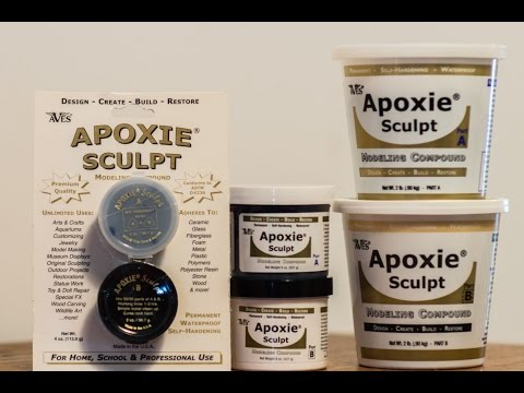 Aves Apoxie Sculpt Review