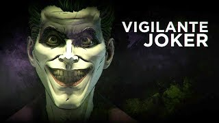 Batman: The Enemy Within - Vigilante Joker Trailer