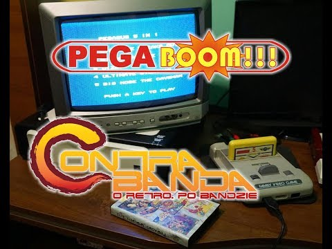 CB#062 PEGABOOM! Stream