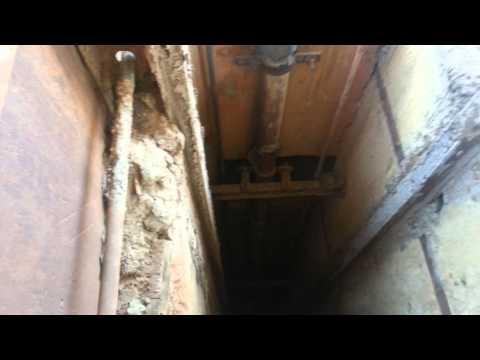 Mine Shaft (Abandoned) free-fall drop