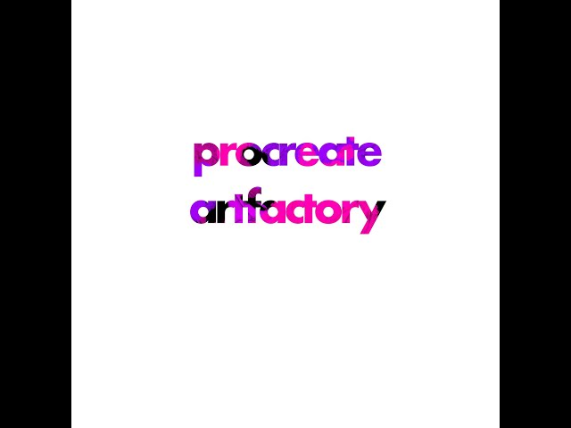 Über Procreate Artfactory: Das erwartet Euch