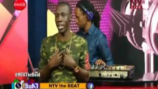 Baby Gloria live on NTV the BEAT