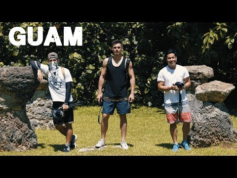 WE MADE IT TO GUAM!!