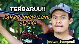 MURAHH..  SHARP Inova Long ALPAKA I Jualan Senapan II