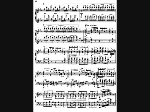 """П. И.  Чайковский  """"Думка"""", Исполняет  А.  Севидов (фортепиано)"""