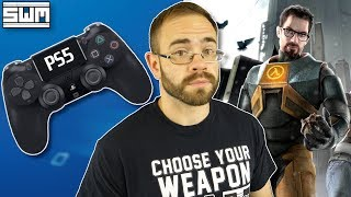 The PS5 Controller Leaks Online And Valve Is Making A New Half-Life Game | News Wave