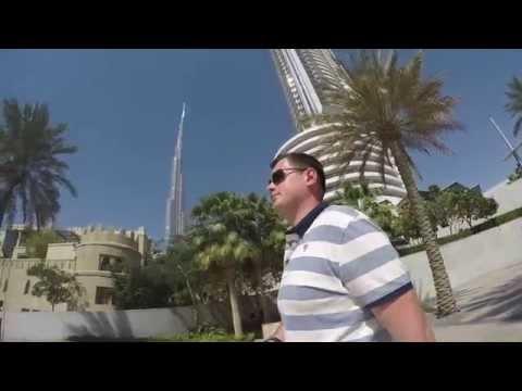 Dubai Trip 2015 Wycieczka do Dubaju by Gopro Hero 4 Silver + G3 Ultra Feiyu
