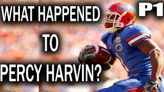 What Happened to Percy Harvin? Part 1