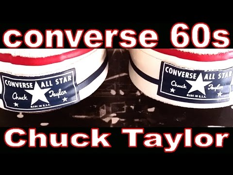 converse chuck taylor 60s
